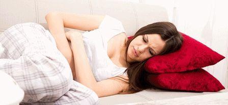 Боли внизу живота на 3-4 недели беременности